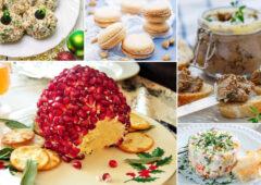 Entrantes menú de navidad, fáciles y apetitosos