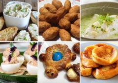Recetas tradicionales de Semana Santa
